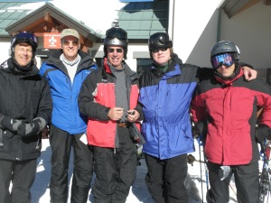Annual dental ski trip